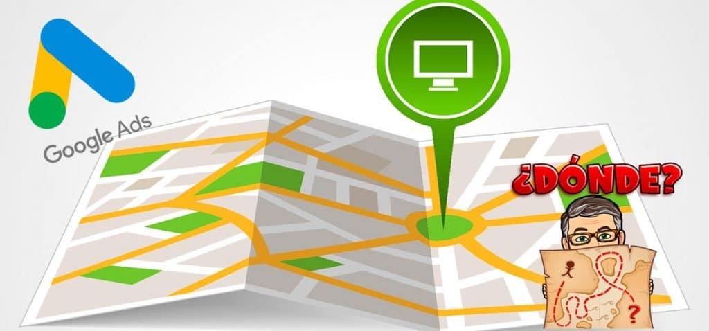 geoposicionamiento y google ads